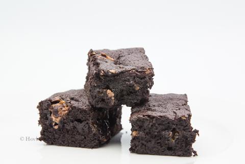 Daim Brownies