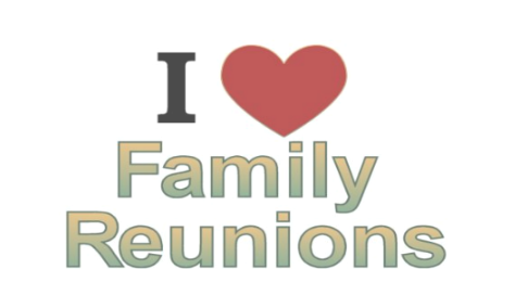 I love Family Reunions