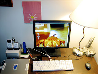 Office Set Up For Making Money Writing At Home
