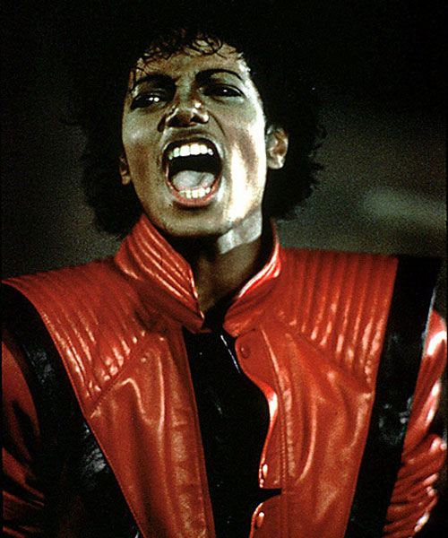 old Michael Jackson