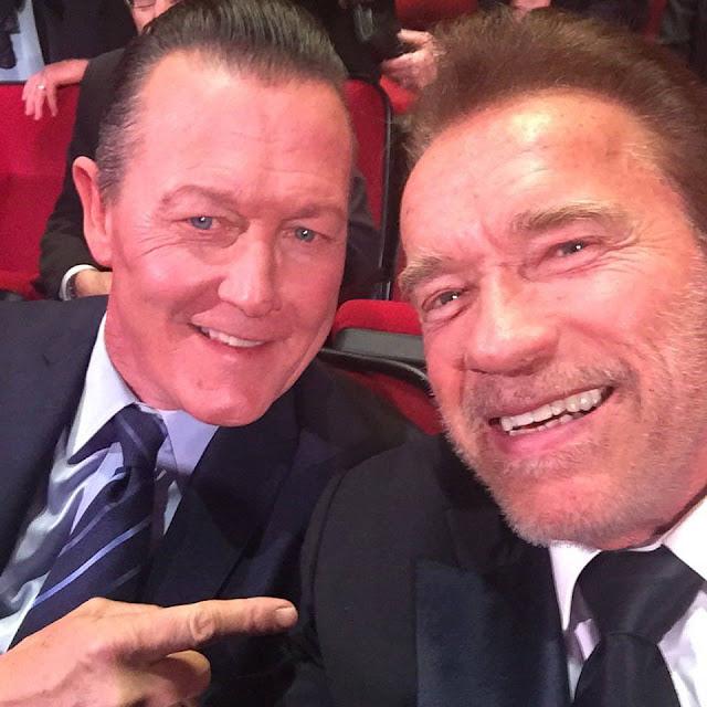 Arnold Schwarzenegger, Terminator, Terminator II