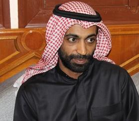 لقاء النائب الدكتور الوسمي في ملقتى الخامسة في ديوان أحمد سيار العنزي 9-5-2012