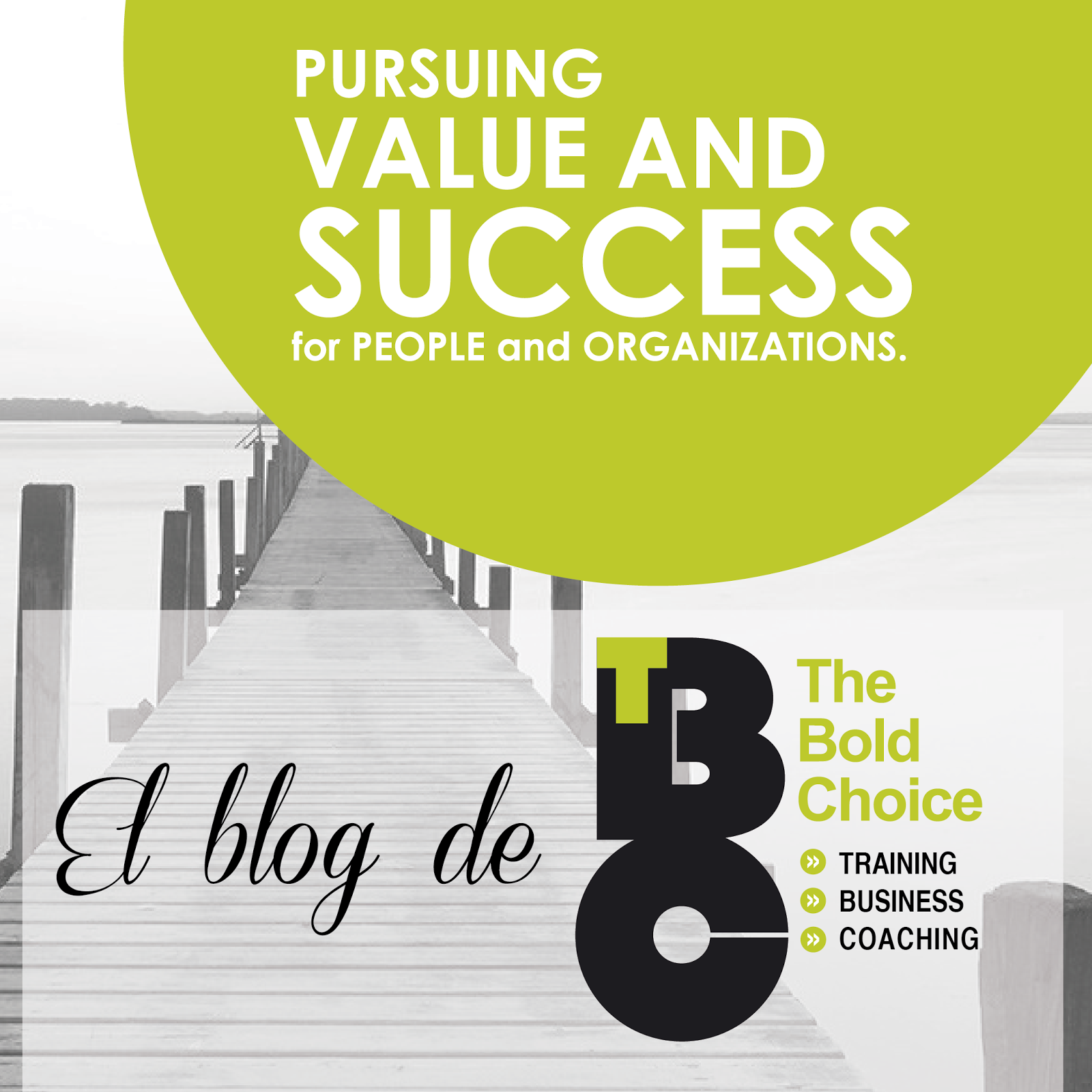 El blog de The Bold Choice