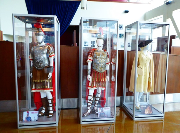 Original Hail Caesar film costumes