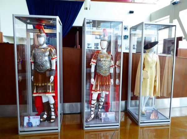 Original Hail Caesar film costumes