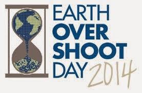 19/8/14 Earth OverShoot Day