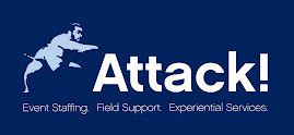 Attack! Event Staffing