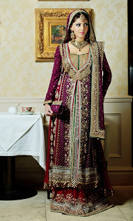 Indian  Pakistani  bridal dresses Collection 2013 2014