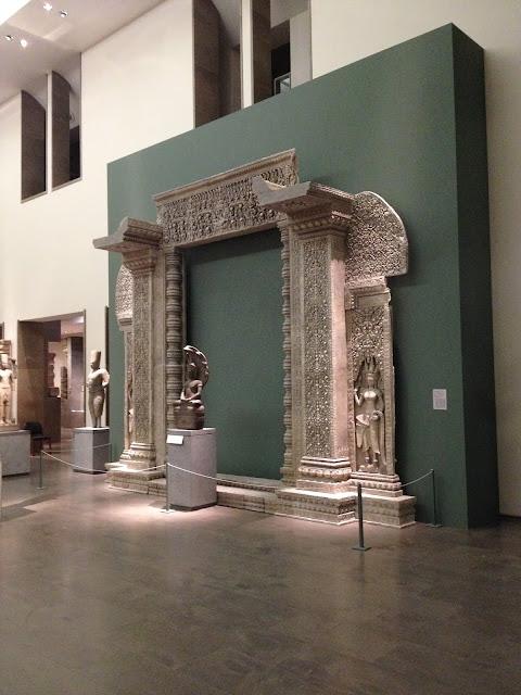 exposition de moulages musée guimet