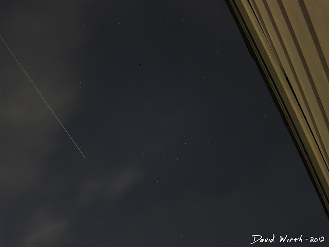 meteor shower, unites states, streak, light, chdk, canon camera, how to