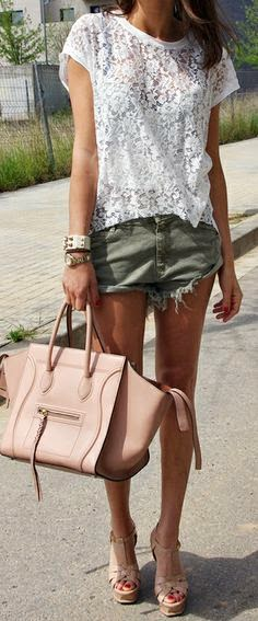 Summer Beauty Style