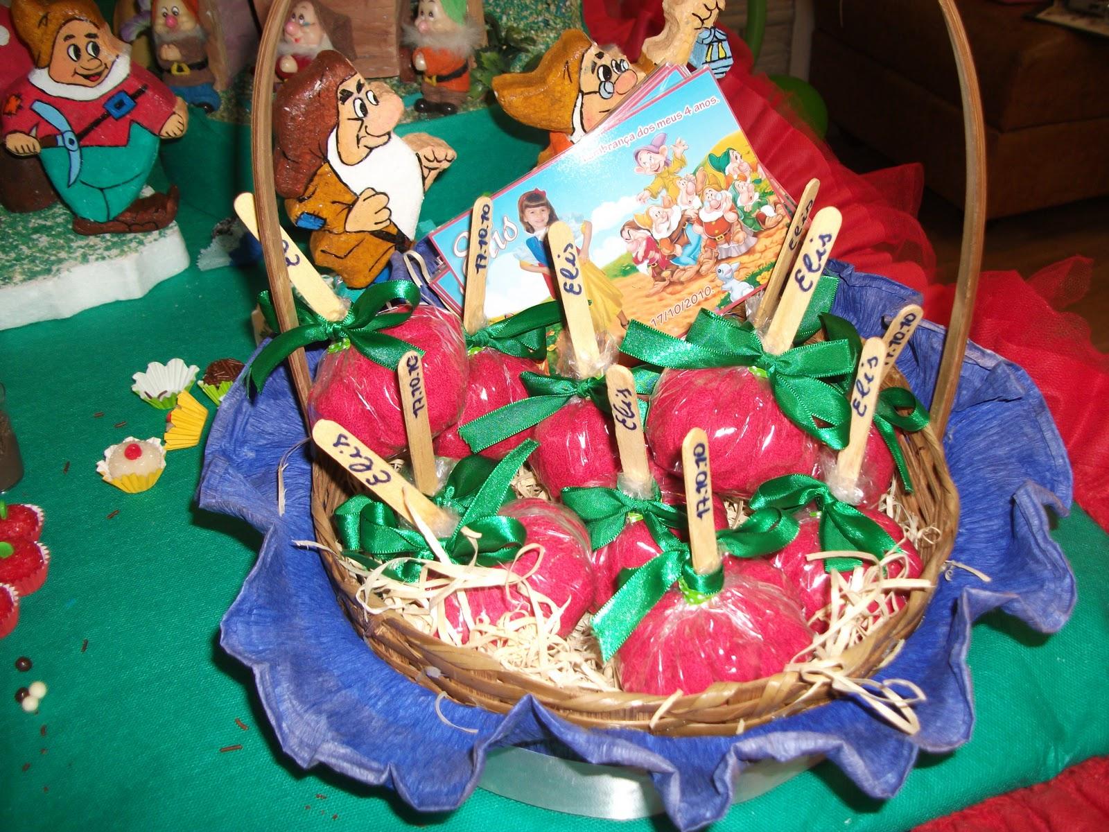 decoracao para festa infantil branca de neve: Recordações – Decoração de festa e lembrancinhas: BRANCA DE NEVE