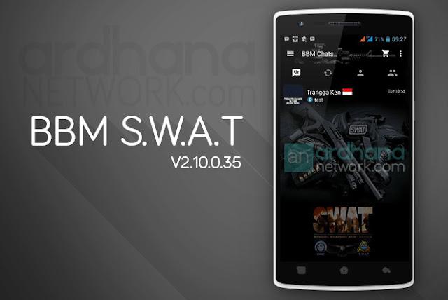 BBM Swat - BBM Android V2.10.0.35