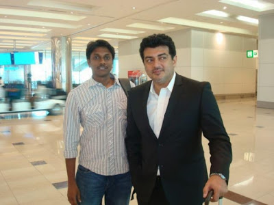 Billa 2 Shooting Stills