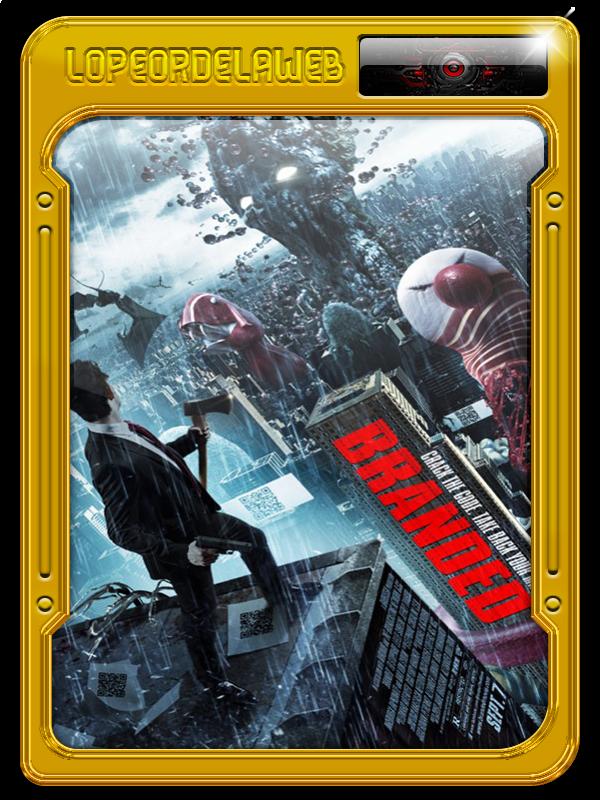 Branded (2012) | Código Oculto 720p-Dual-Mega
