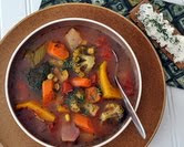 January - How to Make Homemade Vegetable Soup