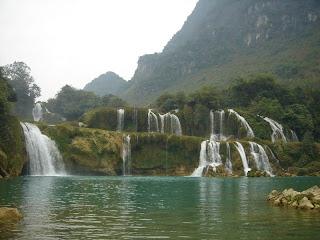 Découvert la beauté de la province de Cao Bang