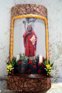Teja de San Agustín de Canterbury