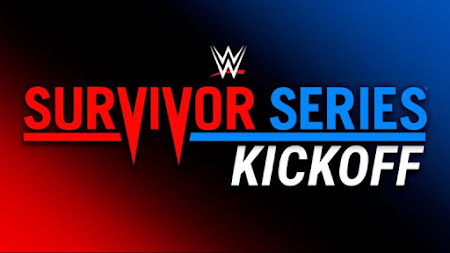 Poster Of WWE Survivor Series KickOFF 2018 HDTV 480P 300MB