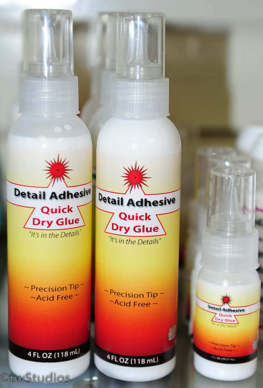 how to make glue dry quicker
