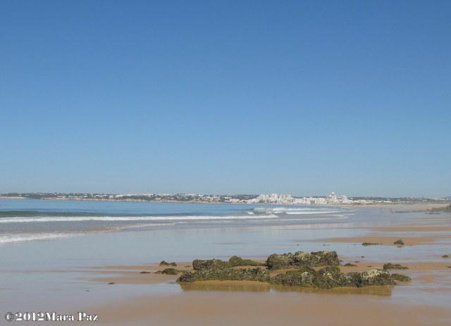 Praias da Gale e dos Salgados