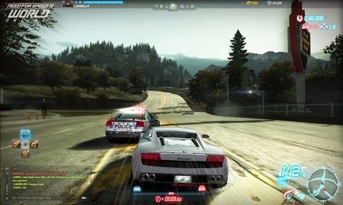 need for speed world download free softonic