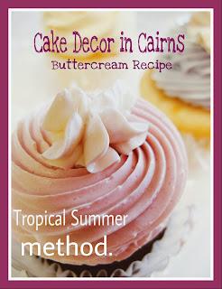 cake decorating cairns Crisco Australian substitute.