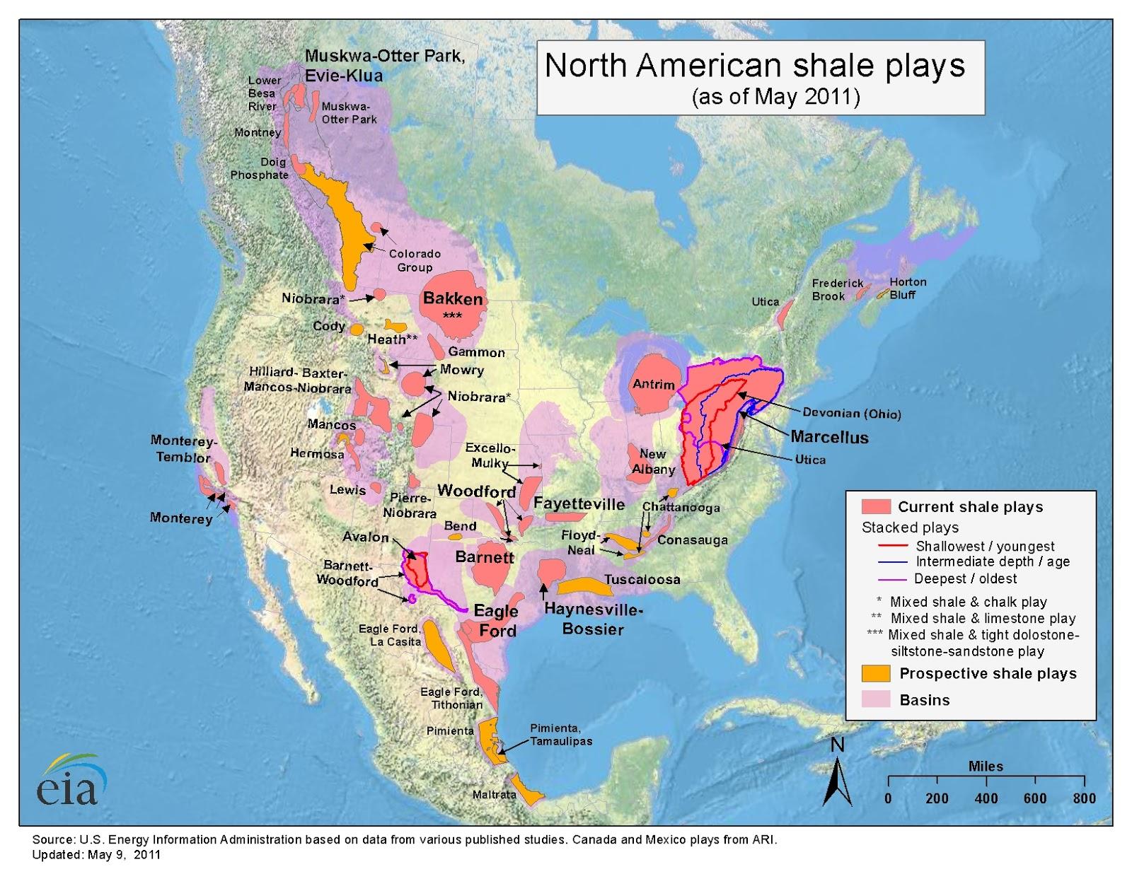 North Dakota Energy Maps Graphs