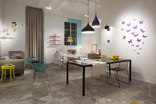 nordicthink: lo mejor del diseño nórdico se vende en barcelona ... - Muebles Diseno Nordico
