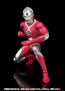 Bandai Ultra-Act Ultraman Jonias Figure - Live-Action Version