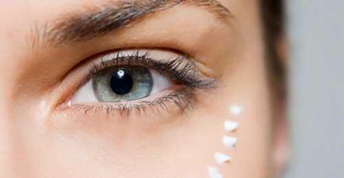 contorno de ojos para disimular ojeras