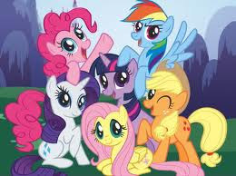 Poneii My Little Pony