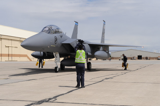 RSAF F-15 Eagle
