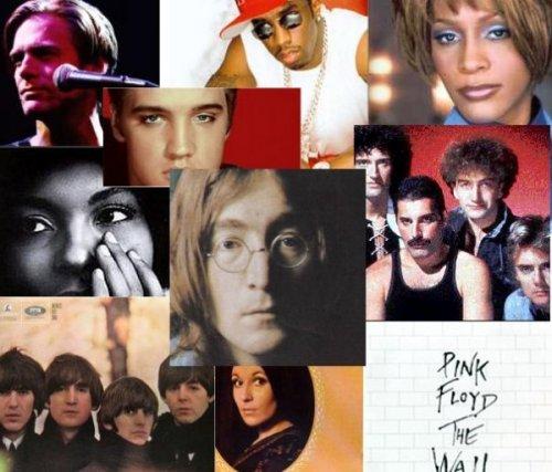 las mejores canciones de la historia de la musica: