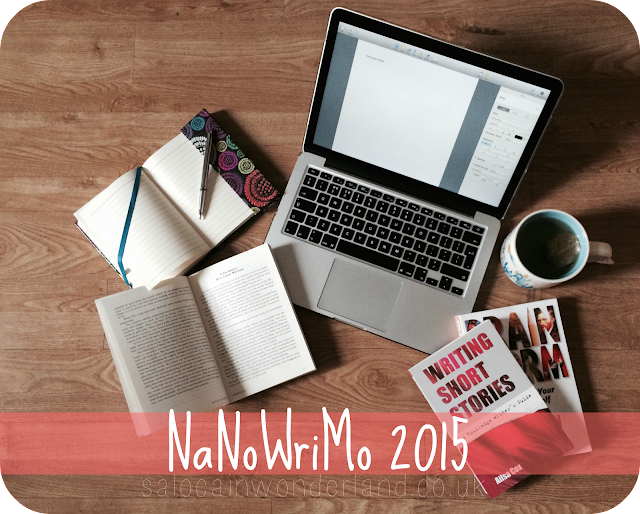 Nanowrimo challenge guide help