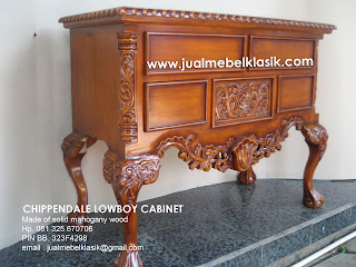 supplier furniture klasik mebel klasik chippendale furniture solid mahogany furniture