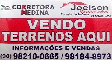 TERRENOS À VENDA EM BURITI/MA