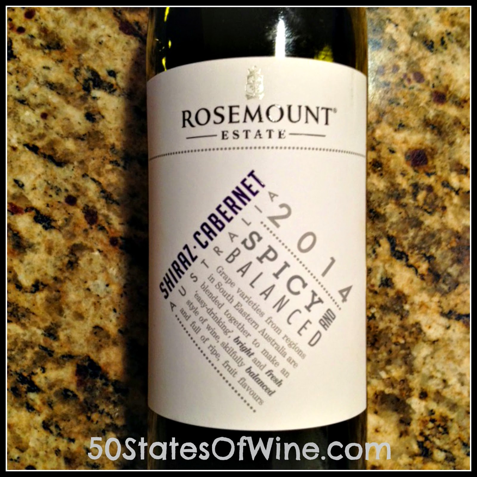 Rosemount Estate 2014 Shiraz Cabernet