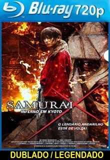 Assistir Samurai X O Inferno de Kyoto Dublado