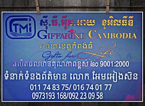 C.T.M.I Giffarine Cambodia