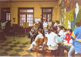 Coro Esc. de Comercio 33 D.E. 18 - Año 2004