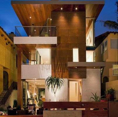 Fachadas De Madera De Casas Modernas Fotos Construye Hogar