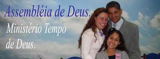 Assembléia de Deus Ministério Tempo de Deus Franca-SP
