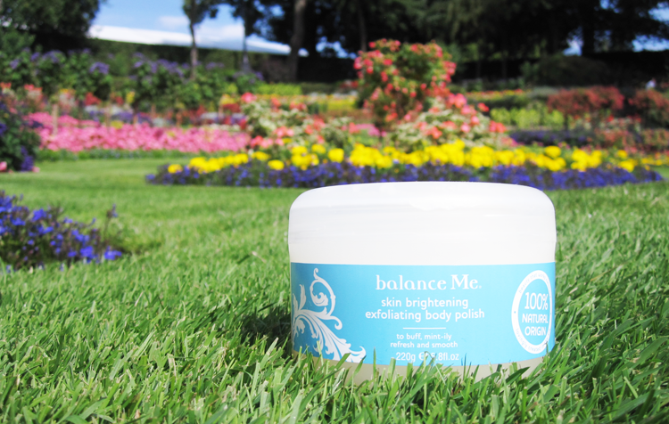 A picture of Balance Me Skin Brightening Exfoliating Body Polish