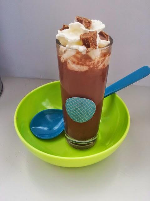 Varm chokolade / Hot Chocolate