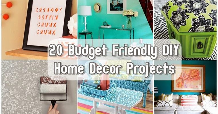20 budget friendly diy home decor projects diy craft projects