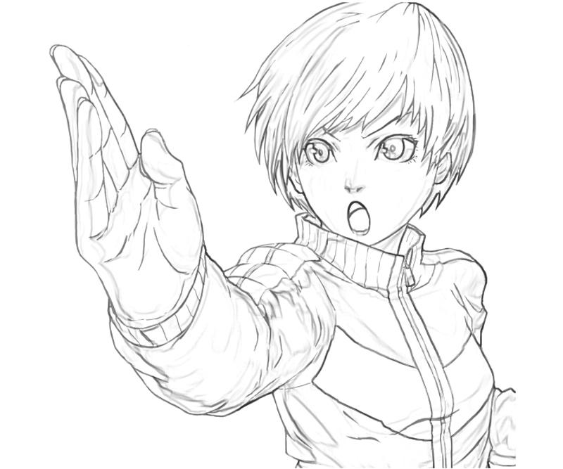 printable-persona-4-arena-chie-satonaka-ability_coloring-pages