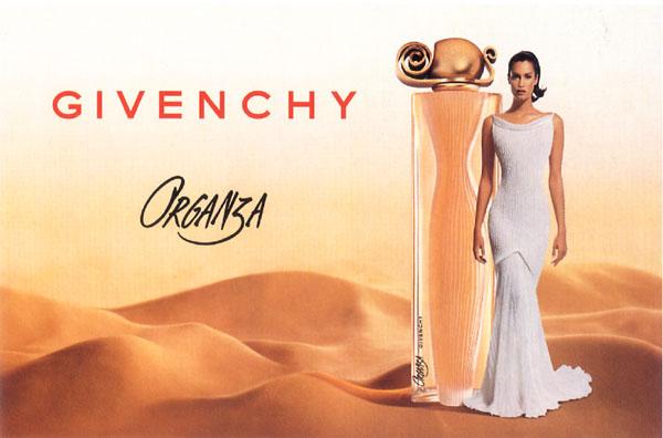 Givenchy – Organza | Edpholiczka – blog o perfumach