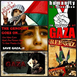 Save For Gaza (Palestine)