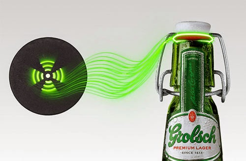 グロールシュビールのMovieUnlockerは、ビールを開けると映画が見れるデジタルマーケティング。